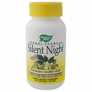 Image 0 of Silent Night 100 Cap 1 By Natures Way