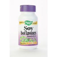 Image 0 of Soy Isoflavone 40% Stand 60 Cap 1 By Natures Way