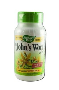 Image 0 of St. Johns Herb 100 Cap 1 By Natures Way