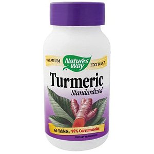 Image 0 of Turmeric Extract 60 Tab 1 By Natures Way