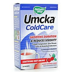 Image 0 of Umcka Cold Chry Mnt Drink 10 Ct 1 By Natures Way