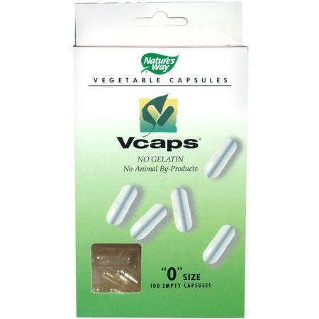 Image 0 of Vegicaps O Empty 100 Cap 1 By Natures Way