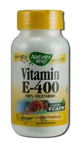 Image 0 of Vit E 400 Vcaps 100 Cap 1 By Natures Way