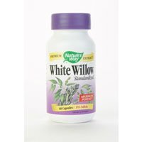 Image 0 of White Willow Bark Extract 60 Cap 1 By Natures Way