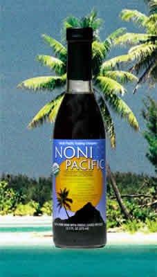 Noni Juice 100% Cert Organic 12.7 oz 1 By Noni Pacific
