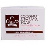 Bar Soap Coconut & Papaya 5 oz 1 By Nubian Heritage