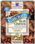 Calcium Sft Chew Chocolte 75 Ct 1 By Nutrition Now