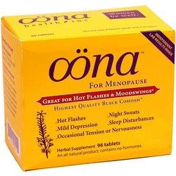 Menopause Herbal Supplmnt 96 Tab 1 By Oona
