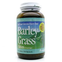 Barley Grass 500 mg 500 Tab 1 By Pines International
