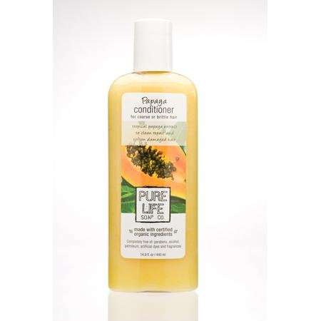 Cond Papaya 14.9 oz 1 By Pure Life Soap
