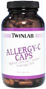 Image 0 of Allergy C Caps 100 Cap 1 By Twinlab