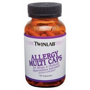 Image 0 of Allergy Multi Caps 100 Cap 1 By Twinlab