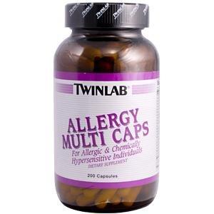 Image 0 of Allergy Multi Caps 200 Cap 1 By Twinlab