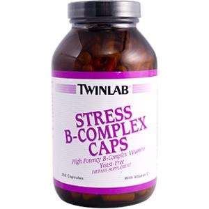 Image 0 of B Complex Stress 250 Cap 1 By Twinlab