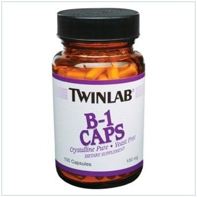 Image 0 of B-1 100mg 100 Cap 1 By Twinlab