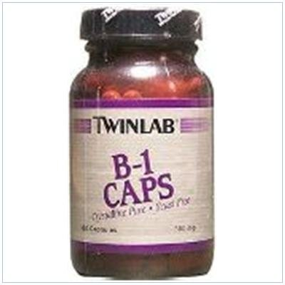 Image 0 of B-1 500mg 100 Cap 1 By Twinlab