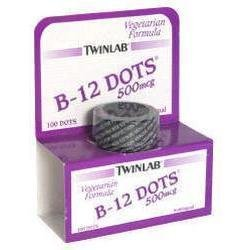 Image 0 of B-12 Dots 500 Mcg 100 Dt 1 By Twinlab