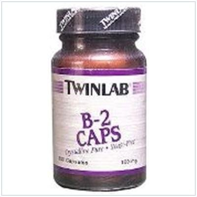 Image 0 of B-2 100mg 100 Cap 1 By Twinlab