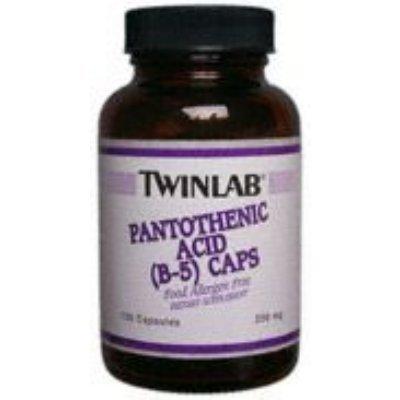 Image 0 of B-5 Pantothenc Acid 250mg 100 Cap 1 By Twinlab