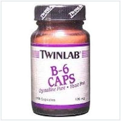 Image 0 of B-6 100mg 100 Cap 1 By Twinlab