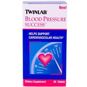 Image 0 of Blood Pressure Success 60 Tab 1 By Twinlab