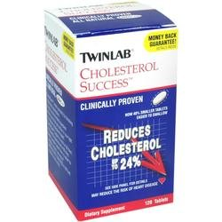 Image 0 of Cholesterol Success Plus 120 Tab 1 By Twinlab