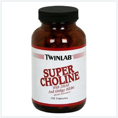 Image 0 of Choline Super 120 Cap 1 By Twinlab