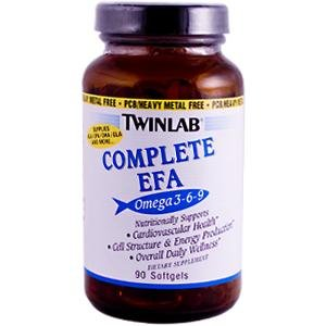 Image 0 of Complete Efa Softgels 90 Sgel 1 By Twinlab