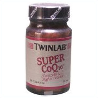Image 0 of Co-Q-10 Super 50mg 60 Cap 1 By Twinlab