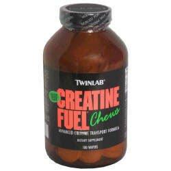 Image 0 of Creatine Fuel Chws Orange 100 Waf 1 By Twinlab