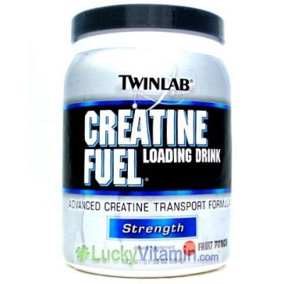 Image 0 of Creatine Fuel Drink Fruit 31.3 oz 1 By Twinlab