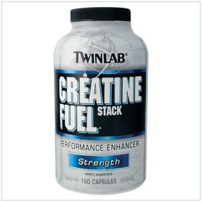 Image 0 of Creatine Fuel Stack Caps 180 Cap 1 By Twinlab