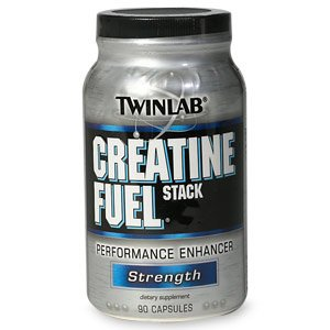 Image 0 of Creatine Fuel Stack Caps 90 Cap 1 By Twinlab