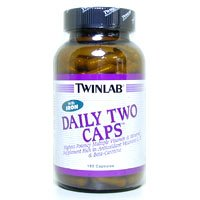 Image 0 of Daily Two 180 Cap 1 By Twinlab