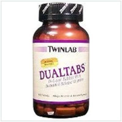 Image 0 of Dualtabs Mega Vit/Min 100 Tab 1 By Twinlab