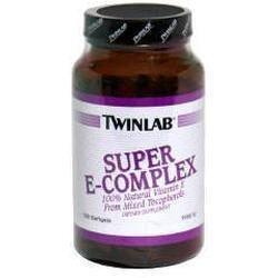 Image 0 of E Complex Super 1000 Units 100 Cap 1 By Twinlab