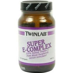 Image 0 of E Complex Super 400 Units 100 Cap 1 By Twinlab