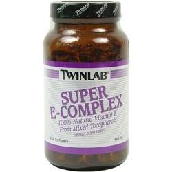 Image 0 of E Complex Super 400 Units 250 Cap 1 By Twinlab