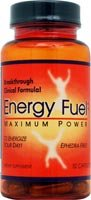 Image 0 of Energy Fuel Max Power Cap 50 Cap 1 By Twinlab