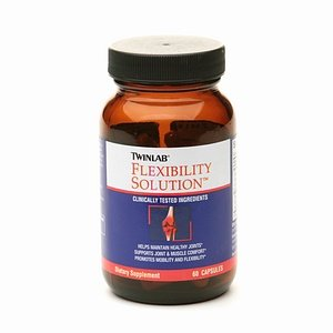 Image 0 of Flexibility Solution 60 Cap 1 By Twinlab