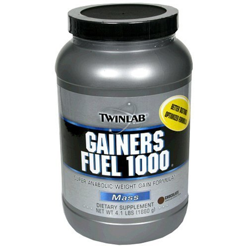 Image 0 of Gainer's Fuel 1000-Choc  4.1 #  6 By Twinlab
