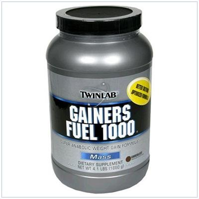 Image 0 of Gainer's Fuel 1000-Choc  4.1 #  1 By Twinlab