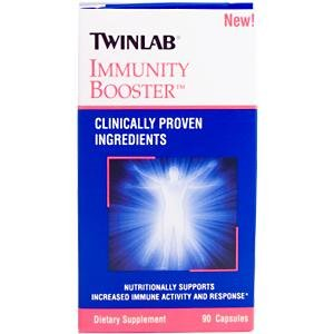 Image 0 of Immunity Booster 90 Cap 1 By Twinlab