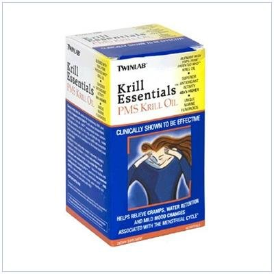 Image 0 of Krill Oil Pms 60 Sgel 1 By Twinlab