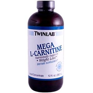 Image 0 of L Carnitine Mega  12  oz  1 By Twinlab