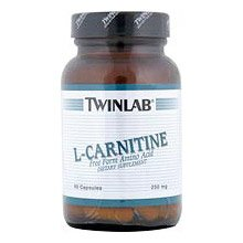 Image 0 of L-Carnitine 250 mg  60 Cap  1 By Twinlab