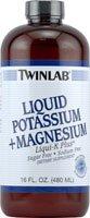 Image 0 of Liquid-K Potassium/Magne  16 oz  1 By Twinlab