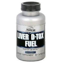 Image 0 of Liver Detox Fuel  60 Cap  1 By Twinlab