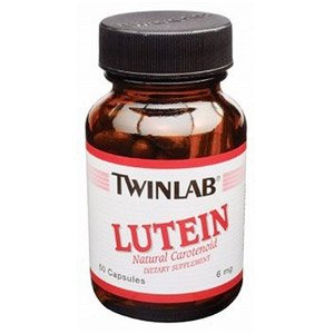 Image 0 of Lutein 6 mg 100 Cap 1 By Twinlab