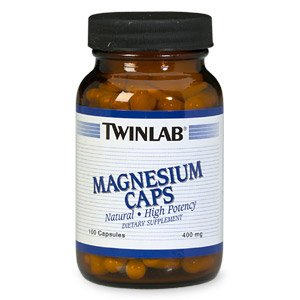 Image 0 of Magnesium 400 mg 100 Cap 1 By Twinlab